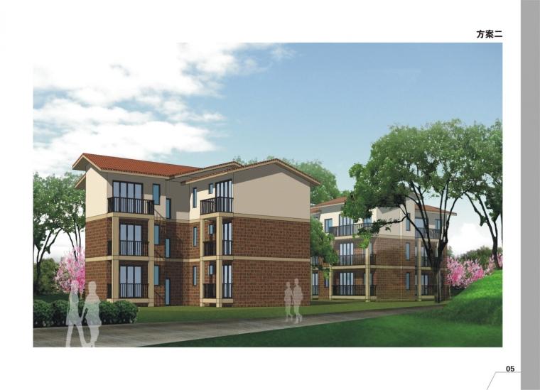新农村建设农房设计(7个方案,可供参考,实用美观)-5.jpg