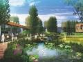[北京]绿意生态河道两岸景观绿化规划设计方案(知名设计公司)