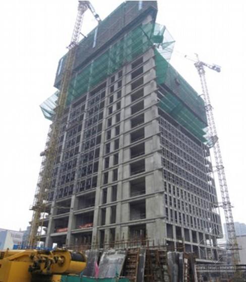 [QC成果]提高高强混凝土一次施工合格率