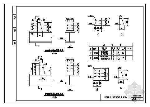 门式刚架轻型房屋钢结构标准图集之标准件分册