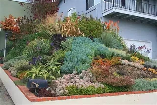 处理坡地景观高逼格方法,种草!种草!!_20