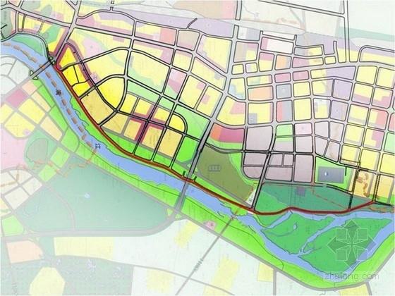 [桂林]独具风情水泮带城市观光道路景观设计方案(知名设计所)