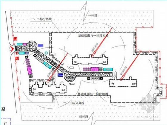 [黑龙江]总承包框剪结构住宅小区群施工组织设计