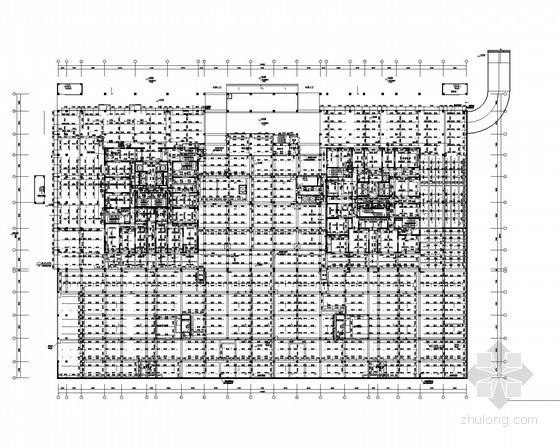 [山东]超高层住宅小区给排水施工图