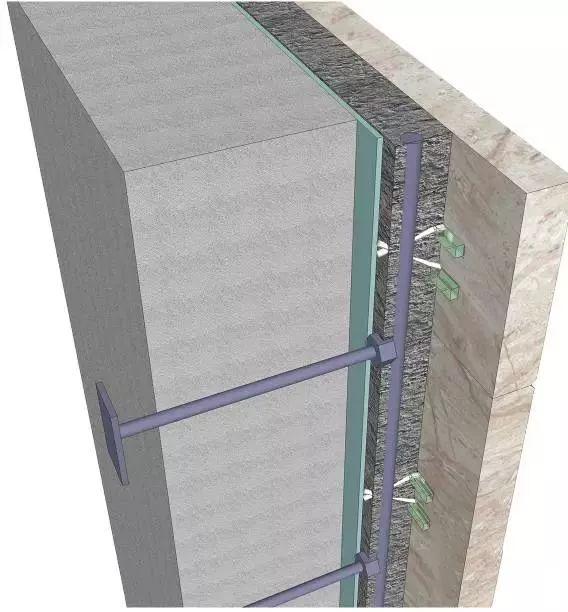 地面、吊顶、墙面工程三维节点做法施工工艺详解_31