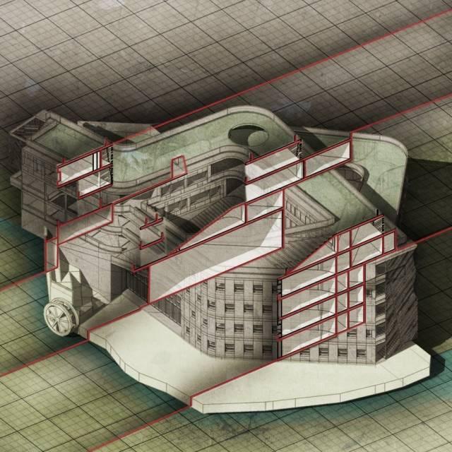 建筑表现图还可以这样画!_20