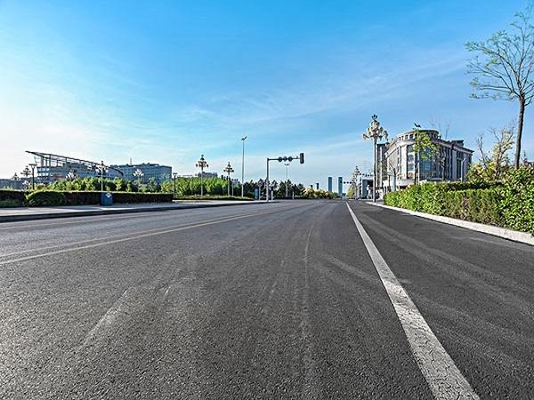 城市道路建设可行性研究报告(共44页)