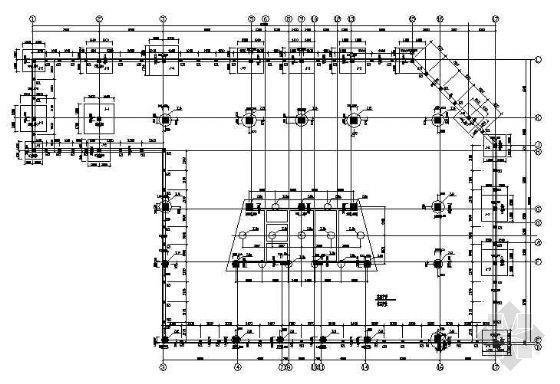 某十九层小高层全套结构图纸及PM计算书