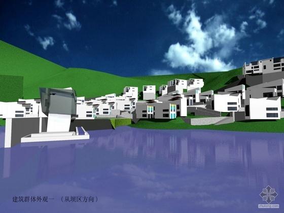 [宁波]某别墅区方案概念设计