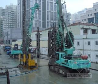 [上海]地下连续墙施工重点难点总结