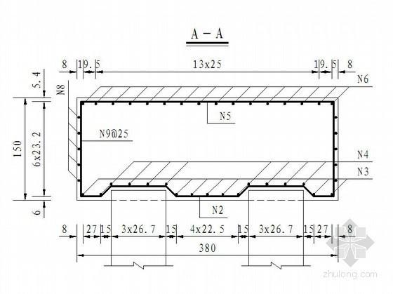 [广东]软土地基水泥罐基础桩柱设计