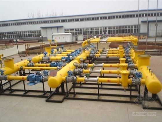 天然气管线工程监理大纲121页(管线总长38千米)