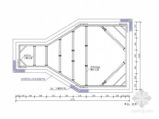 [天津]污水泵站深基坑钢板桩加搅拌桩围护施工方案(附图丰富)