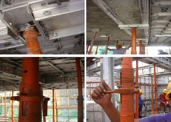 [成都]住宅楼工程铝模板工程施工方案