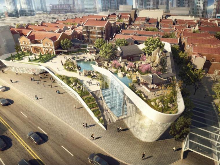 文化商业+城市更新建筑项目合计(2017年作品集|DC国际)
