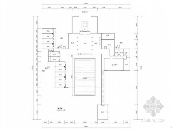 [江苏]AAAAA级景区旅游度假精品酒店装修设计概念方案