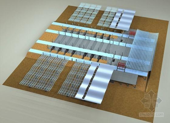 [湖南]钢桁架结构站房工程施工组织设计(750页,图表全面平面布置图、进度计划)