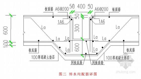 建筑工程地下室底板结构找坡施工技术