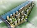 [汉川]某豪庭小区规划设计投标概念方案
