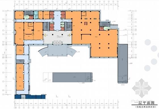 医院规划平面图