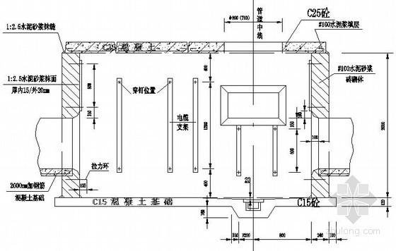 [四川]市政工程17条通信管线下地工程施工图纸209张