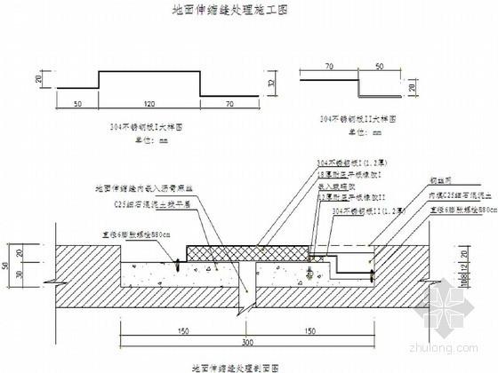 电站厂房混凝土应力对伸缩缝造成破坏防治方案