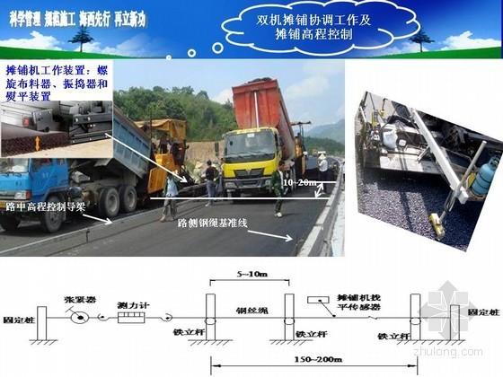[PPT]高速公路路面施工标准化内容宣贯讲义(附图精讲)