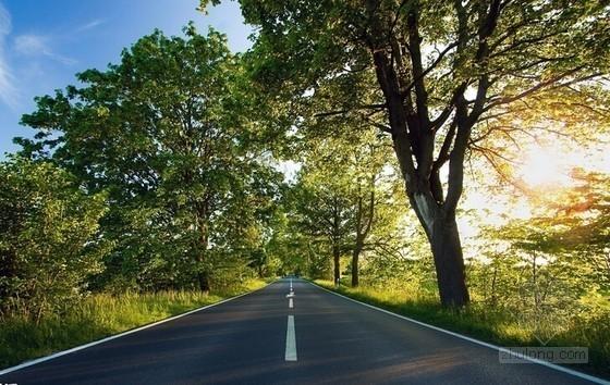 [山东]新建城市道路及配套工程预算书(全套图纸)