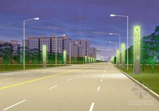 [江苏]安置小区路灯亮化工程招标文件