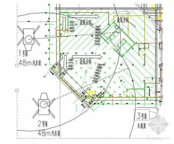 西宁某高层综合楼基础大体积混凝土施工方案(筏板基础 底板厚2m)