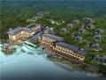 [合集]3套新中式风格精品酒店建筑设计方案文本