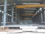 钢箱梁加工厂现场照片
