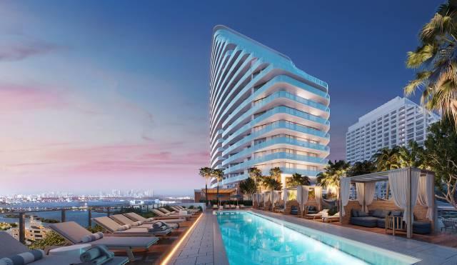 海景房怎样设计?来看看四季酒店的样板房效果图