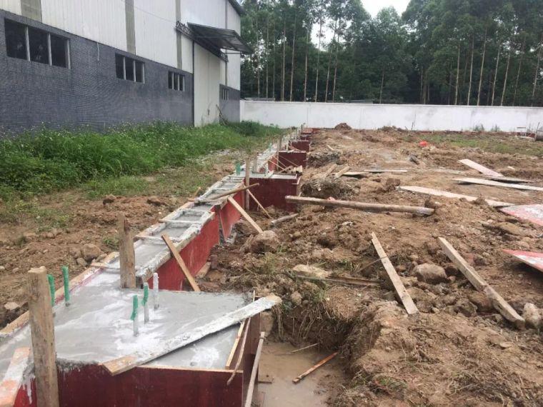 坡屋面现浇混凝土施工工法