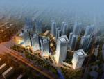中铁·逸都国际环球贸易中心规划设计