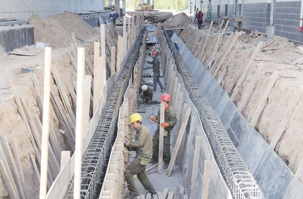 某大学新建校园市政综合管沟工程施工组织设计方案