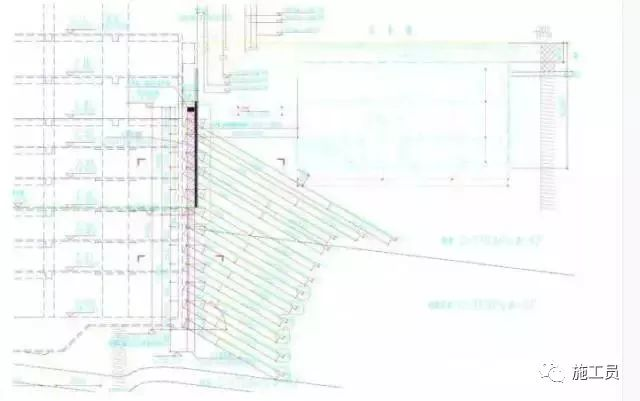43m深基坑改造施工难点介绍,值得看的案例_3