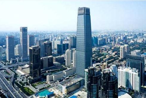 V型支撑结构资料下载-中国国际贸易中心三期A主塔楼结构设计