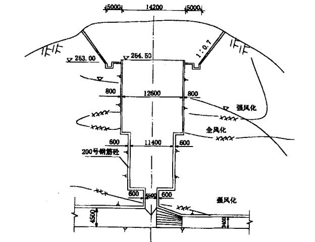 龙门滩三级水电站调压井施工方案选择与实施