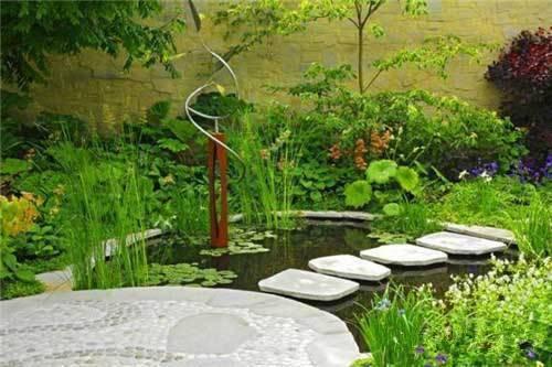 【干货】如何拥有自己的私家园林——庭院景观设计方法_12