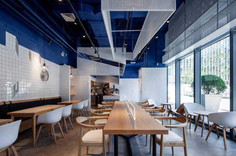 帕拉斯极简主义咖啡厅