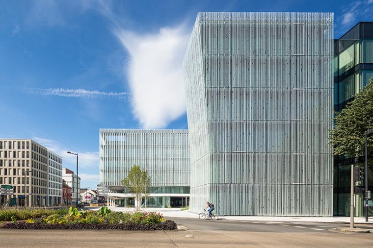 法国南特银行总部