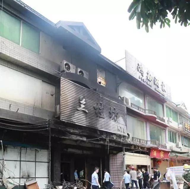 KTV火灾惨案18死5伤,违反了哪些消防规范?