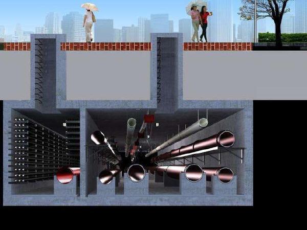 浅谈地下水对管廊建设施工的影响