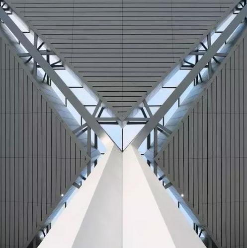 结构单元体与空间塑造,从国内几个高铁站的设计说起_7