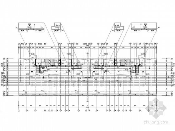 [江苏]41万平大型购物中心给排水施工图纸(七氟丙烷气体灭火 虹吸雨水)