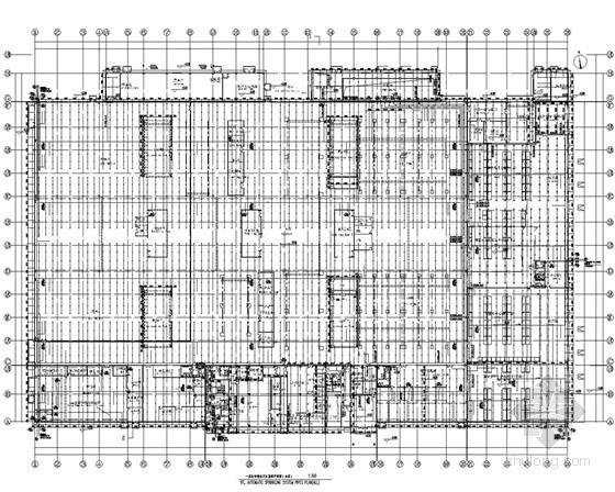 [湖南]知名工业厂房建设项目给排水施工图纸