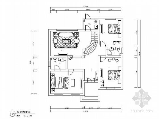 [武汉]先进现代电子科技公司职工公寓装修图