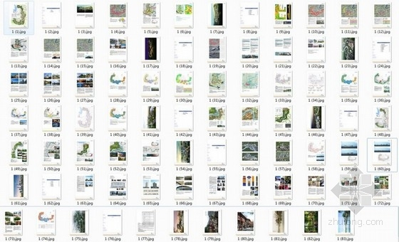 [四川]综合多地块滨河城市沿线景观规划设计方案-缩略图