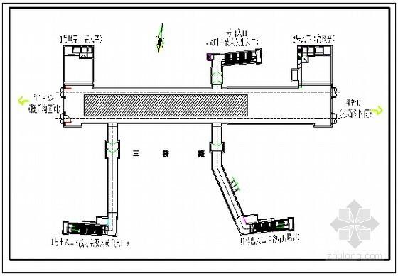 [陕西]湿陷性黄土地区地铁站深基坑灌注桩加钢管支撑支护施工方案